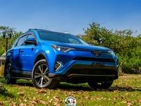Toyota RAV4 2,5L 2017