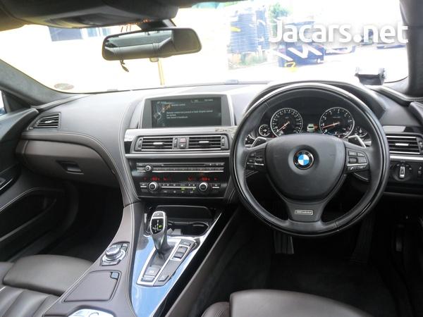 BMW 6-Series 4,0L 2014-5
