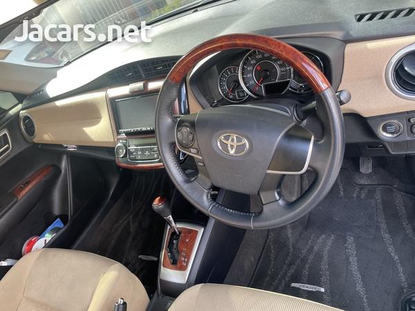 Toyota Axio 1,8L 2012-5