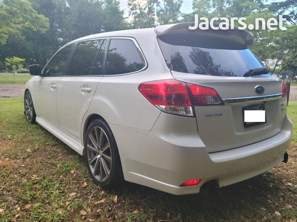 Subaru Legacy 2,0L 2013-4