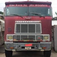 1986 INTERNATIONAL CAB-OVER TIPPER TRUCK