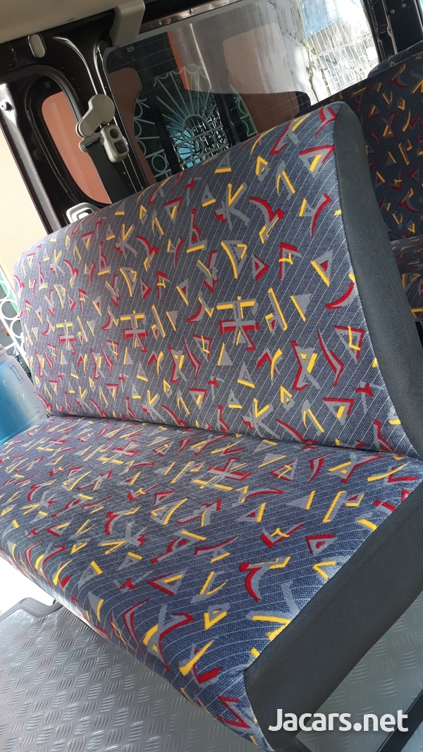 HAVE YOUR BUS FULLY SEATED OUT.WE BUILD AND INSTALL.CONTACT US AT 8762921460-10