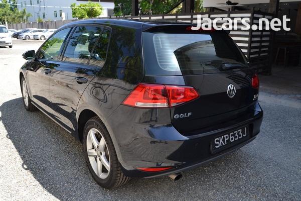 Volkswagen Golf 1,2L 2014-5