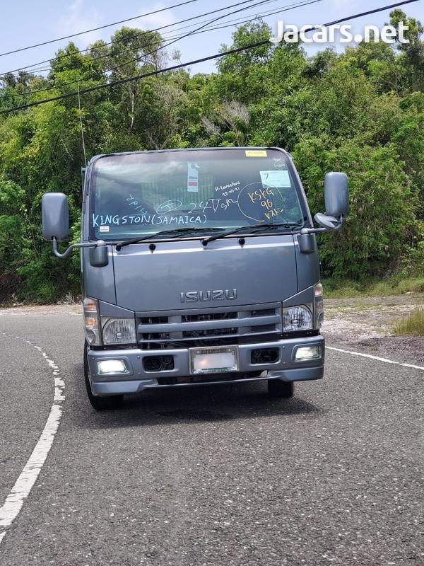 2008 Isuzu Elf Dump Truck-2