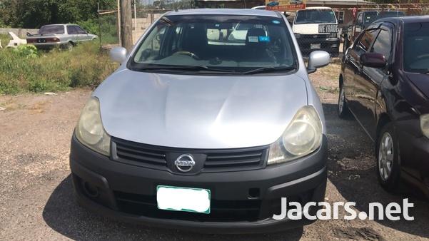 Nissan AD Wagon 1,5L 2011-3