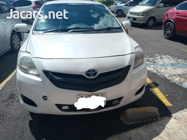 Toyota Belta 1,3L 2009-1