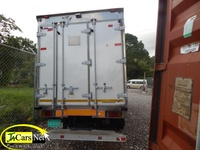 Isuzu Box Body Truck 4,0L 2007