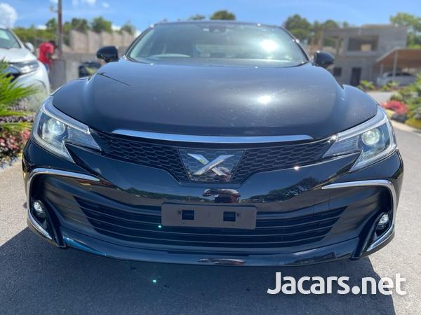 Toyota Mark X 2,5L 2017-2