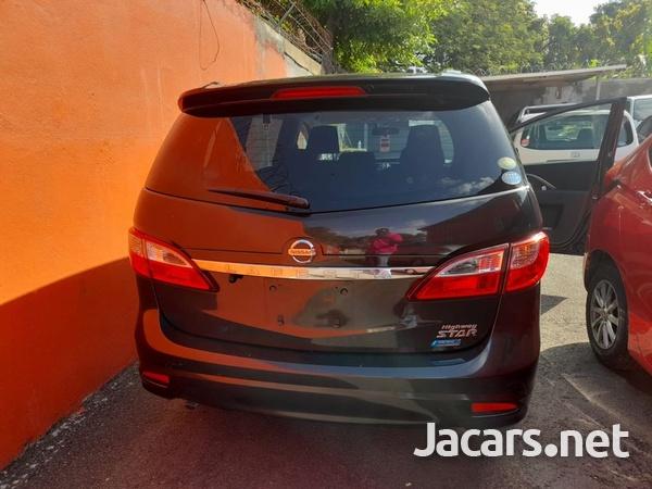 Nissan LaFesta 1,6L 2015-8
