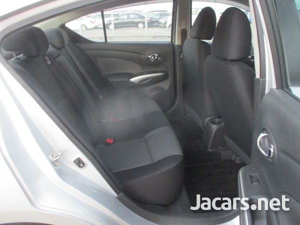 Nissan Latio 1,2L 2015-6