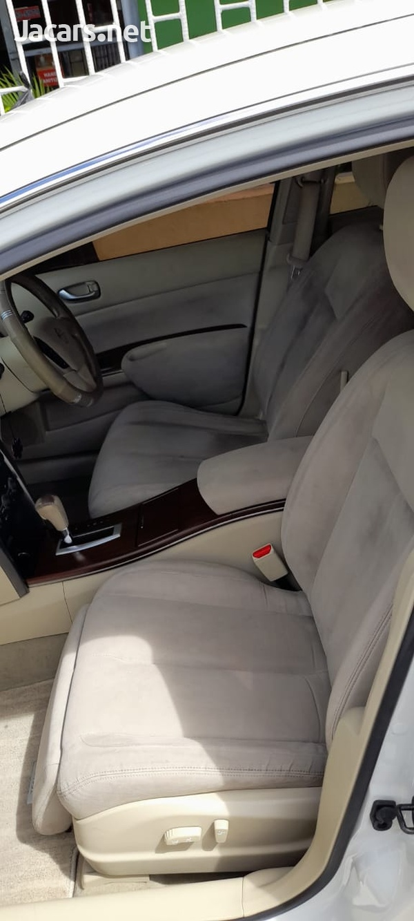 Nissan Teana 2,5L 2012-11