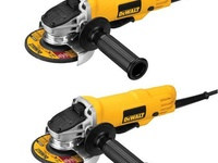 7.5 Amp 4-1/2 Small Angle Grinder