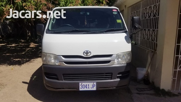 Toyota haice 2010-6