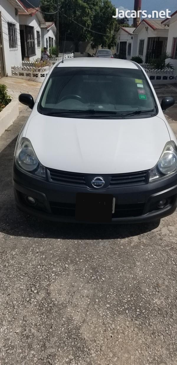 Nissan AD Wagon 1,4L 2013-1
