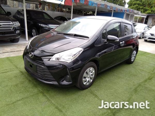 Toyota Vitz 1,3L 2018-3