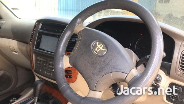 Toyota Land Cruiser 4,7L 2007-5