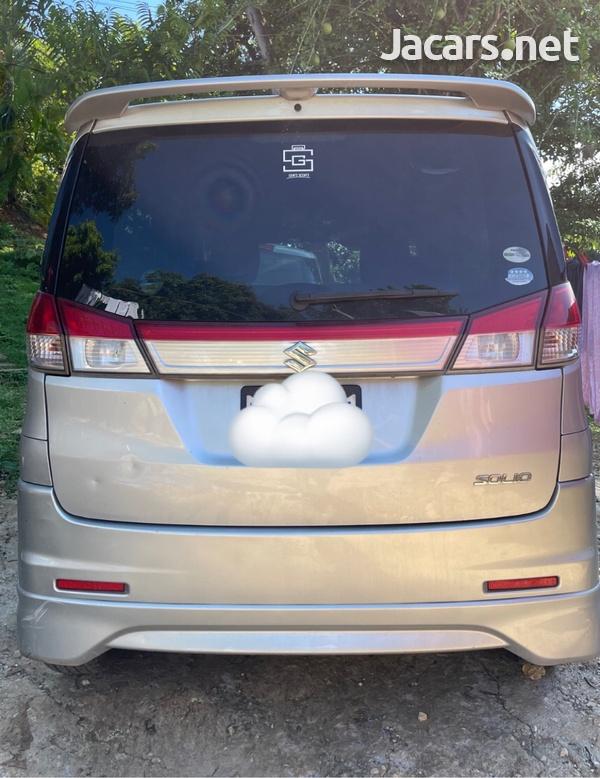 Suzuki Solio 1,2L 2013-8