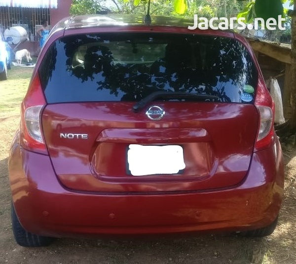 Nissan Note 1,2L 2013-8