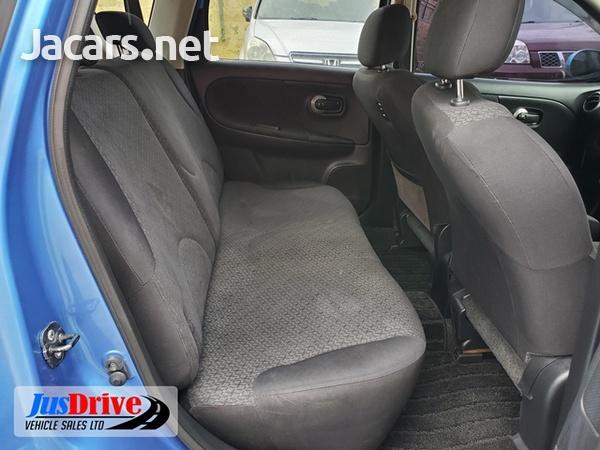 Nissan Note 1,3L 2012-7