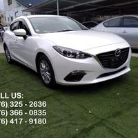 Mazda Axela 1,8L 2015