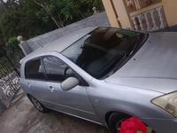 Toyota RunX 1,6L 2004