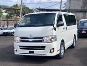 Toyota Hiace Bus 3,0L 2013