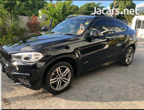 BMW X6 5,0L 2015-4