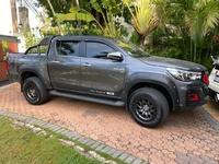 Toyota Hilux 2,8L 2020