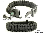 MULTI FUNCTIONAL SURVIVAL BRACELTS