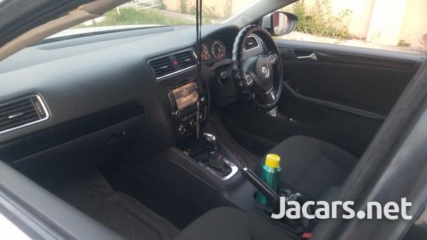 Volkswagen Jetta 1,4L 2013-2