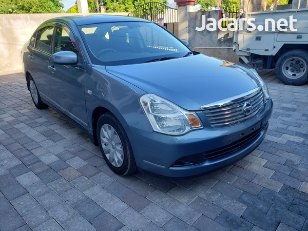 Nissan Bluebird 2,0L 2011-1