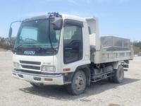 2005 Isuzu Forward Dump Truck