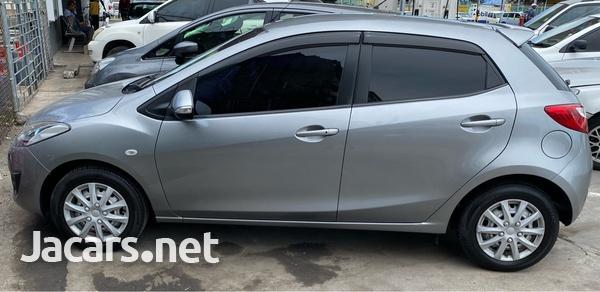 Mazda Demio 1,3L 2014-8
