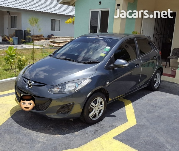 Mazda Demio 1,3L 2012-9
