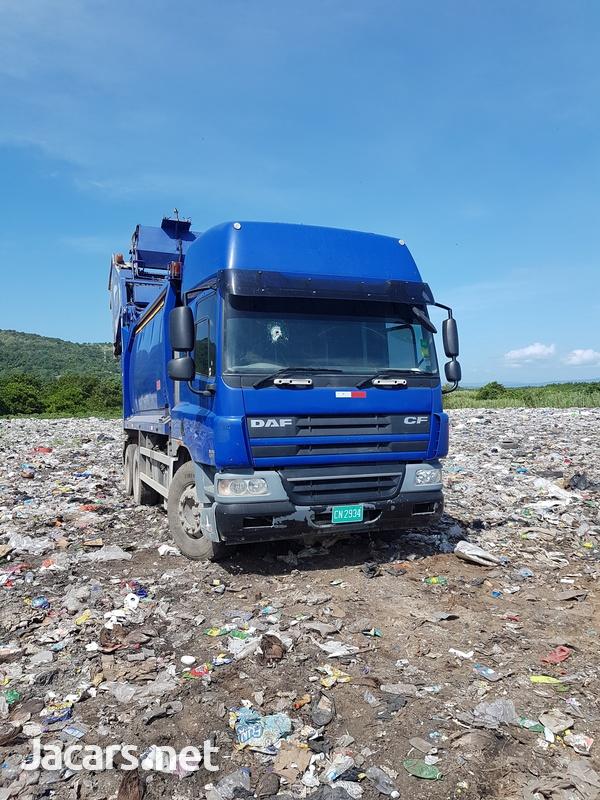 2008 DAF CF 75/250 Garbage Dump Truck-7