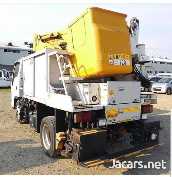 2006 Isuzu Elf Utility Truck-2