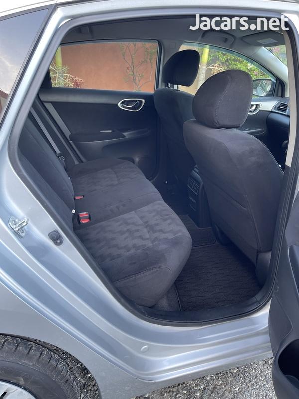 Nissan Sylphy 1,8L 2016-7