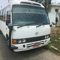 Toyota Coaster Bus 3,0L 2011