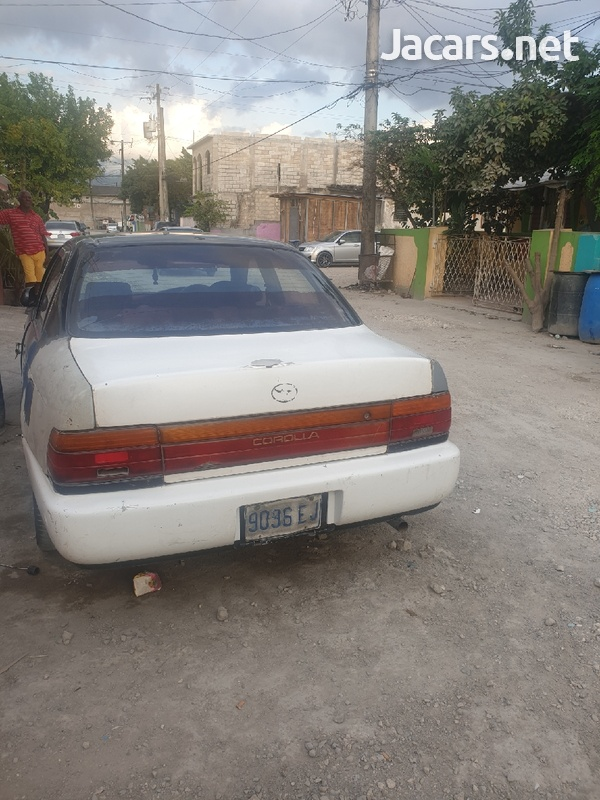 Toyota Corolla 1,5L 1992-3
