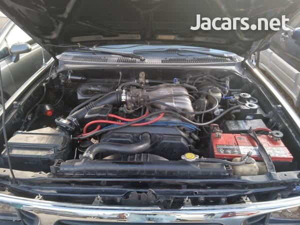 Toyota Tacoma 3,0L 1997-4