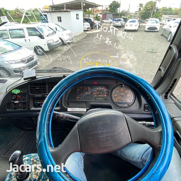 2005 Isuzu Forward Box Body Truck-3