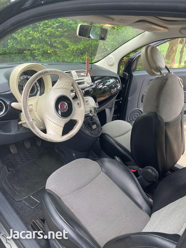 Fiat 500 1,0L 2010-4