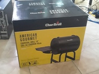 Brand new Gourmet Grill still in the box