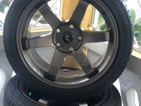 JNC 17s and tyres