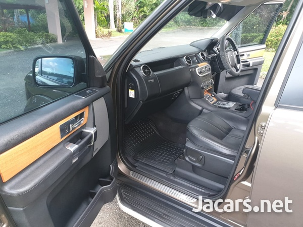 Land Rover Discovery Sport 3,0L 2013-5