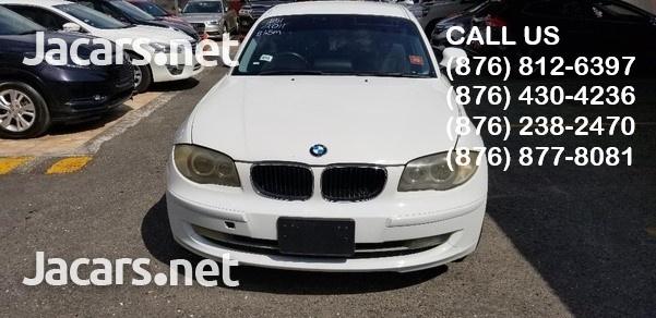 BMW 1-Series 1,6L 2011-1