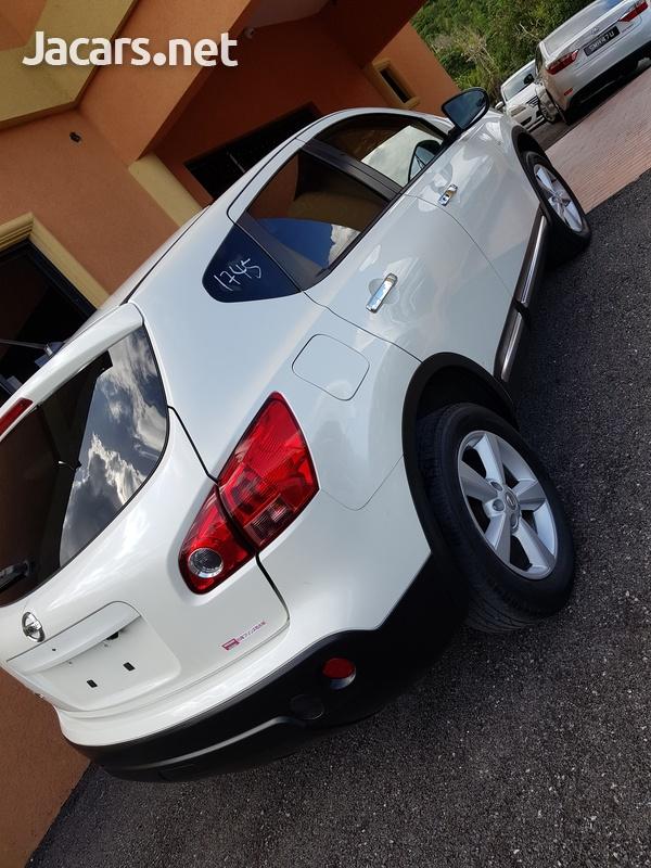 Nissan Dualis 2,0L 2013-7