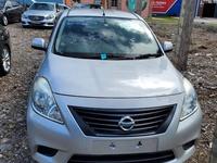 Nissan Latio 1,2L 2014