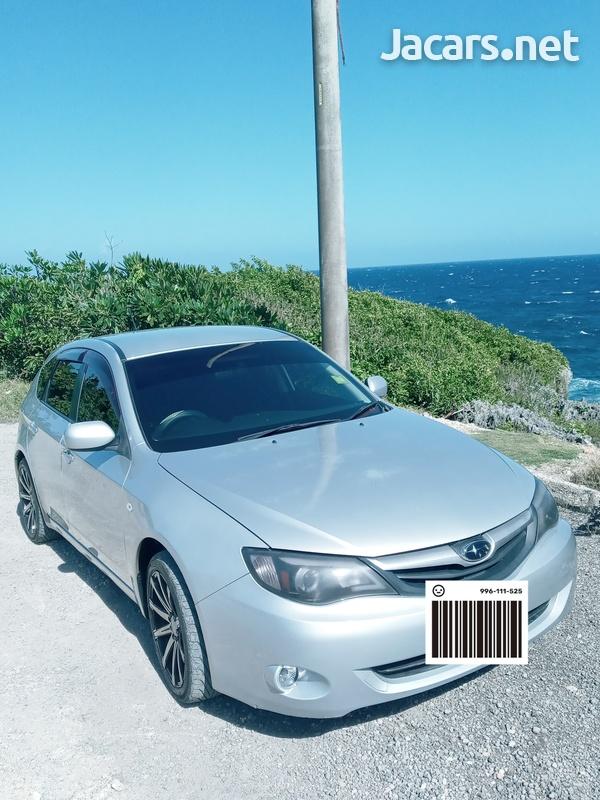 Subaru Impreza 2,0L 2010-7