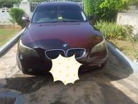 BMW 5-Series 2,2L 2007